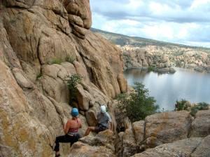 climbing prescott