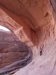 barefoot in arches natural ampatheater