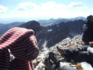 Hesperus from the summit.